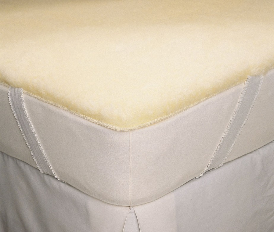 Washable Wool Mattress Cover 40 Oz Wool Ultimate Sheepskin