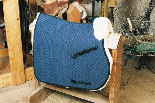 All Purpose Saddle Blanket with Complete Lining