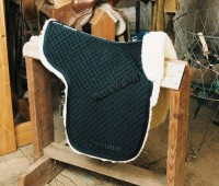 Dressage Numnah with Complete Lining