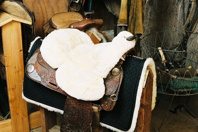 Full Western Seat Cover