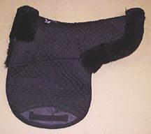 Dressage Contoured Saddle Pad