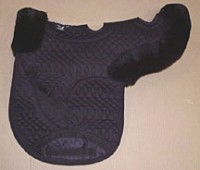 All Purpose Contoured Saddle Pad