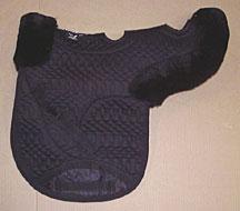 All Purpose Contoured Saddle Pad