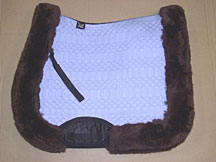 Full Quilted Saddle Pad