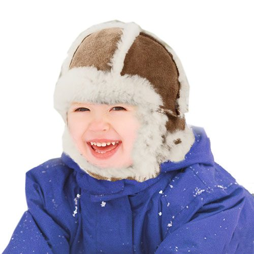 Sheepskin Baby Fur Baby