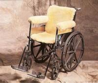 Sheepskin Wheel Chair Cover
