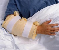 Sheepskin Elbow Pad