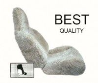 Ready Made Sheepskin Seat Covers fits most vehicles