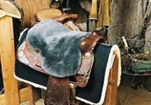 Saddle Seat Covers
