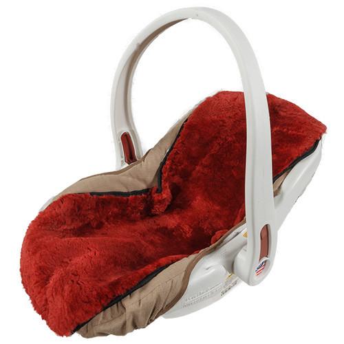 Baby Sheepskin Car Seat Cover
