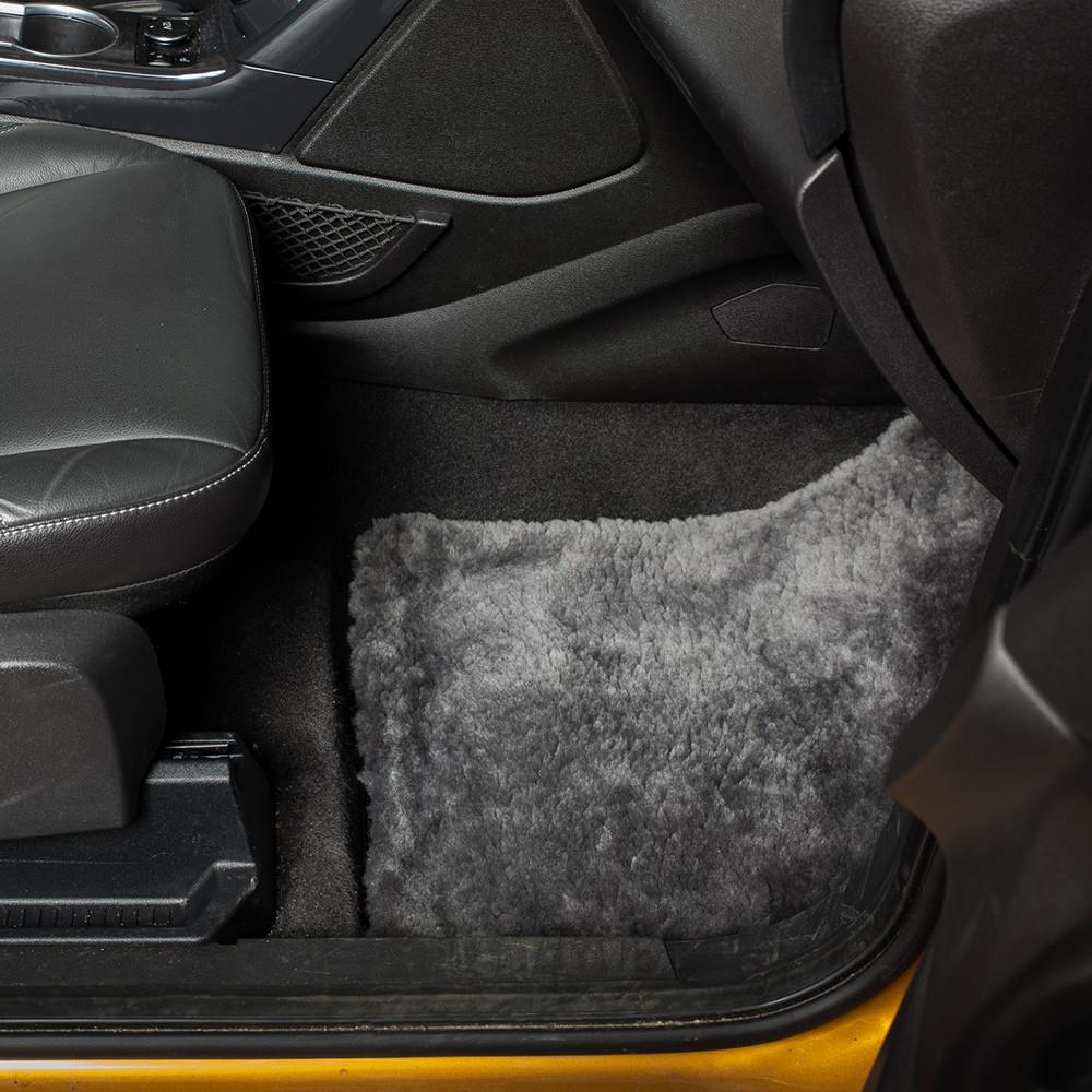 Sheepskin Floor Mats Custom Tailor Made Luxuryset Of Four Ultimate