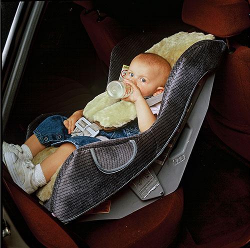 sheepskin shoulder strap covers infant baby car seat ultimate sheepskin. Black Bedroom Furniture Sets. Home Design Ideas