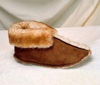 Sheepskin Slipper Softsole