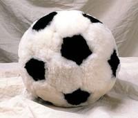 Sheepskin Soccer Ball