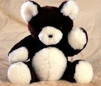 Sheepskin Teddy Bear Small
