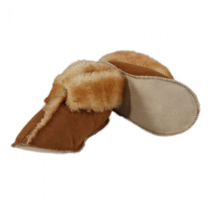 Deluxe Sheepskin Slippers