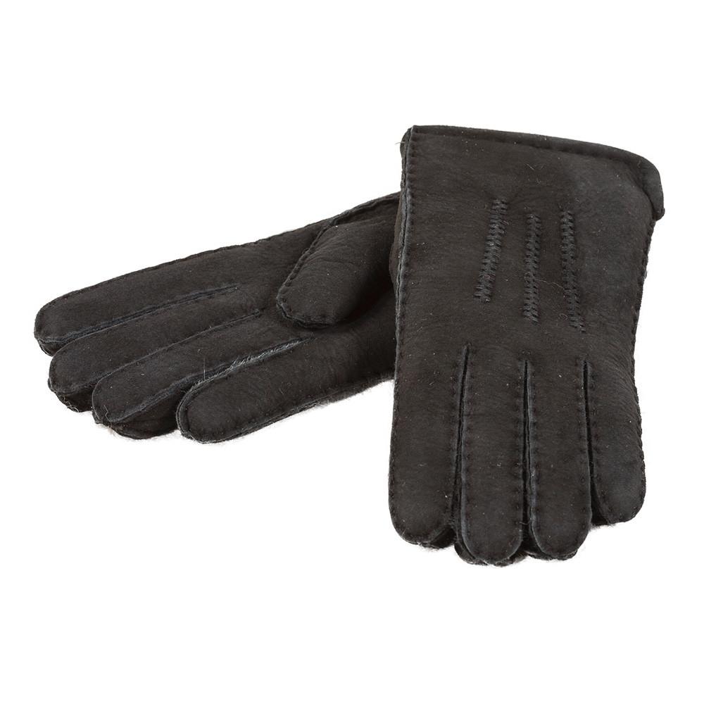 98db3e2d1d4 Designer Sheepskin Gloves for Men or Women Black