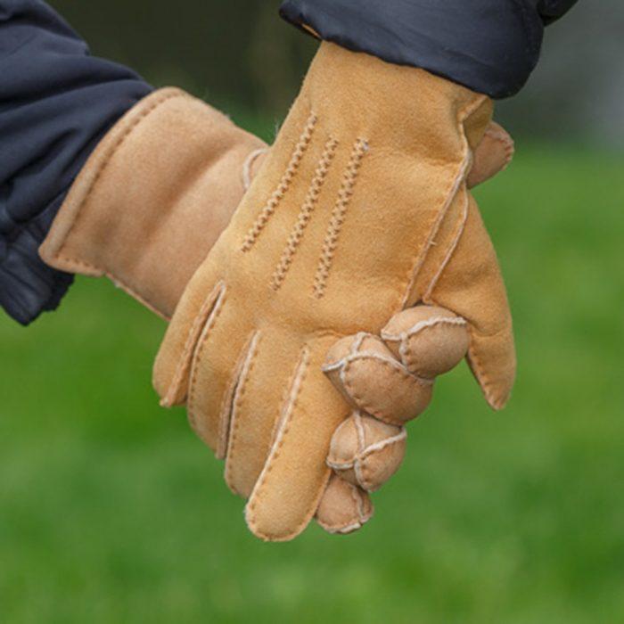 Designer Sheepskin Gloves