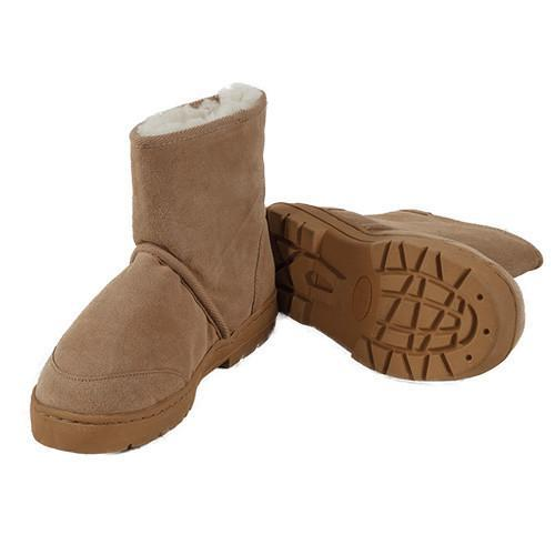 Sheepskin Mid Boots