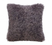 Sheepskin Pillows Naturally Curly Long Wool 22″Square Jarrah