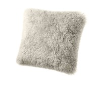 Sheepskin Pillow Beige