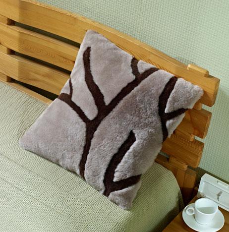 Sheepskin Shearling Designer Pillows