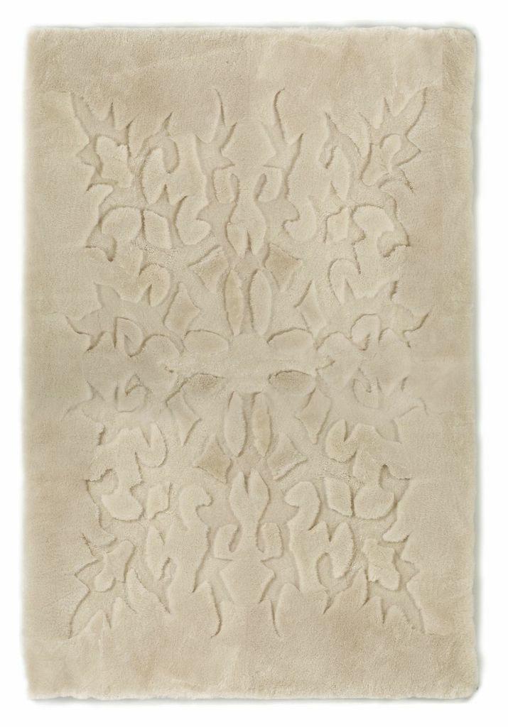 Sheepskin Designer Rug Lotus