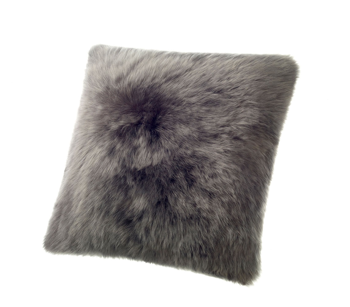 Sheepskin long wool pillows
