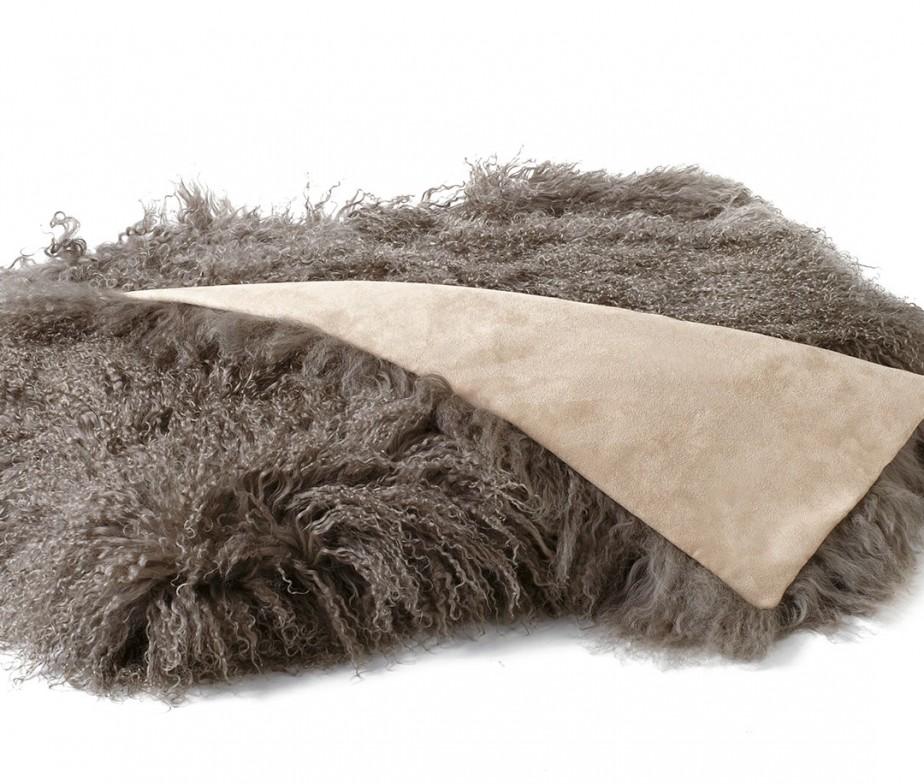 Sheepskin Motorcycle Seat Covers >> Tibetan Lambskin Throw Blanket Luxurious Curly Fur 4 Colors   Ultimate Sheepskin