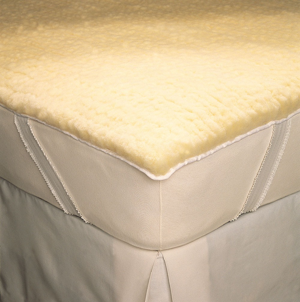 Wool Mattress Cover