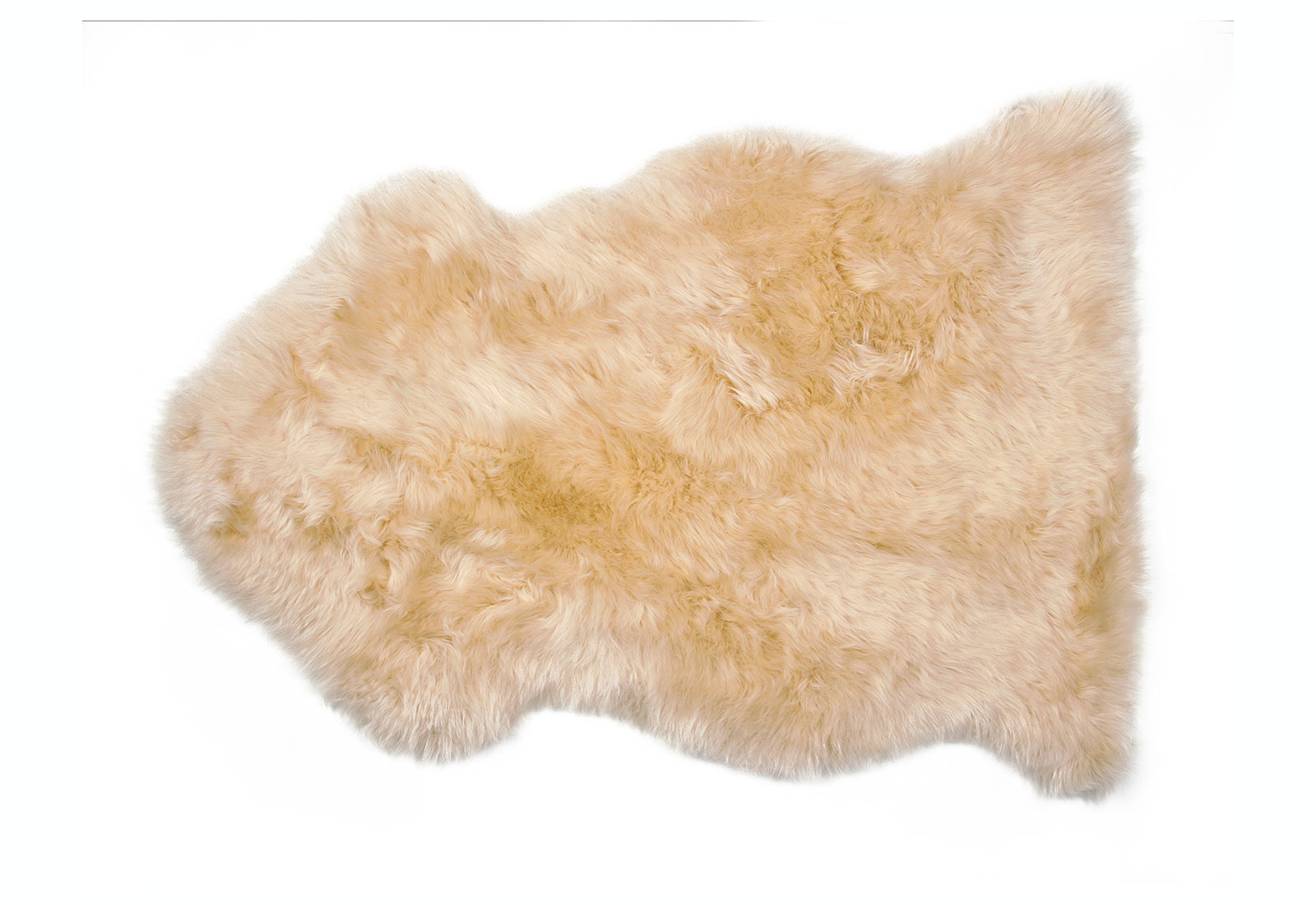Sheepskin Rug Wheat