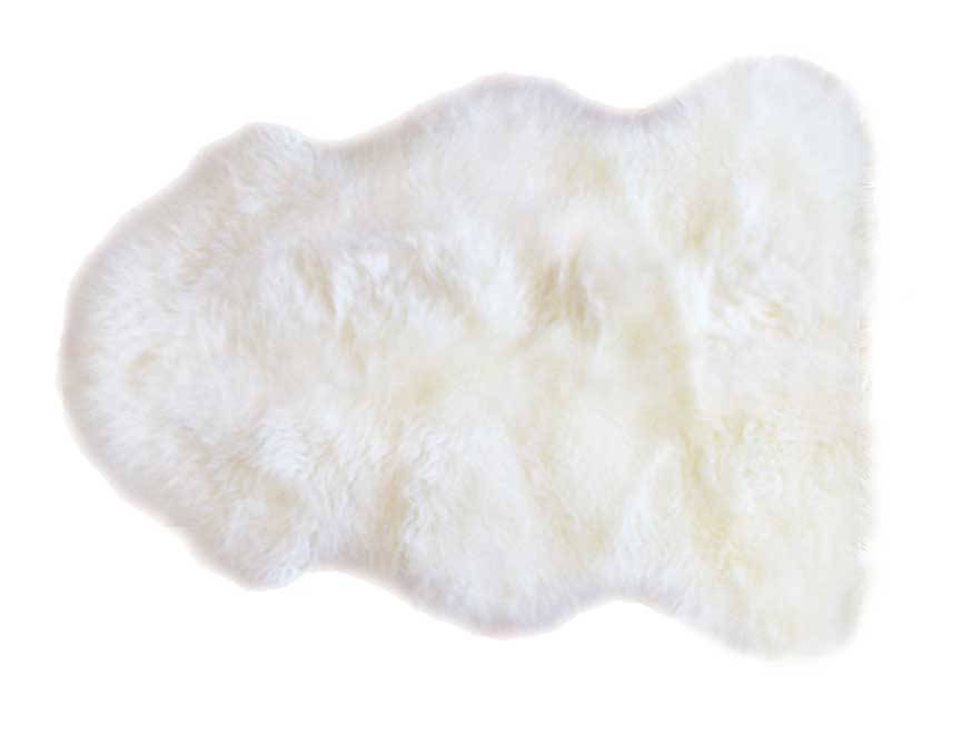 FIBRE by AUSKIN Sheepskin Rug Premium Urban Ivory Ultimate Sheepskin