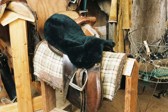 All Purpose / Dressage Saddle Seat Cover