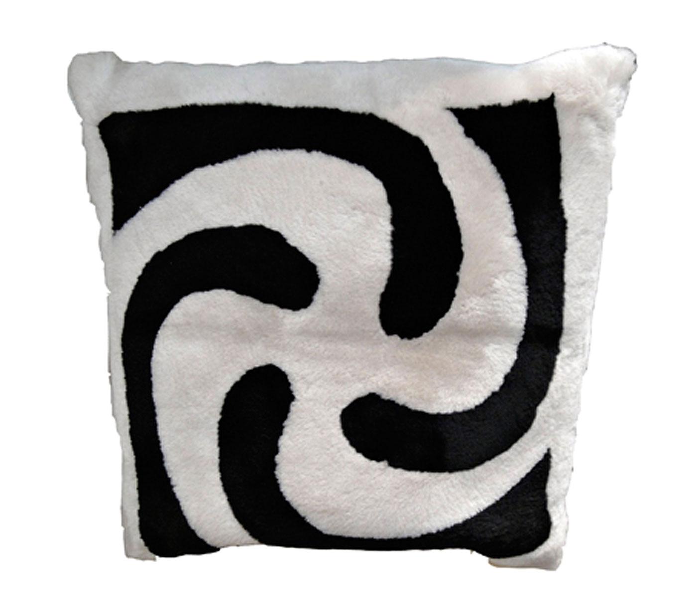 Shearling Spartan Pillow