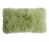Tibetan Lambskin Kidney Pillows