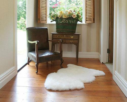 sheepskin-rug