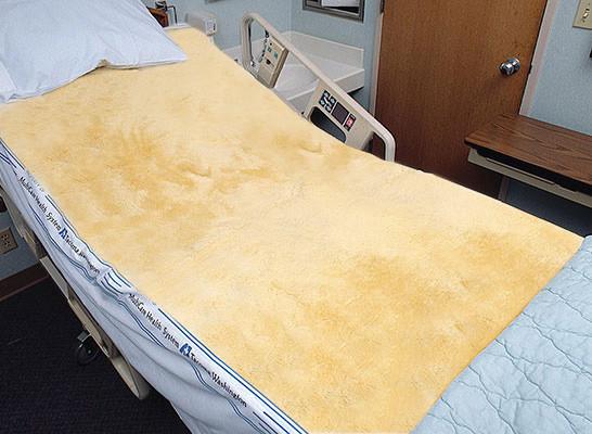 Medical Sheepskin Bed Pad Twin