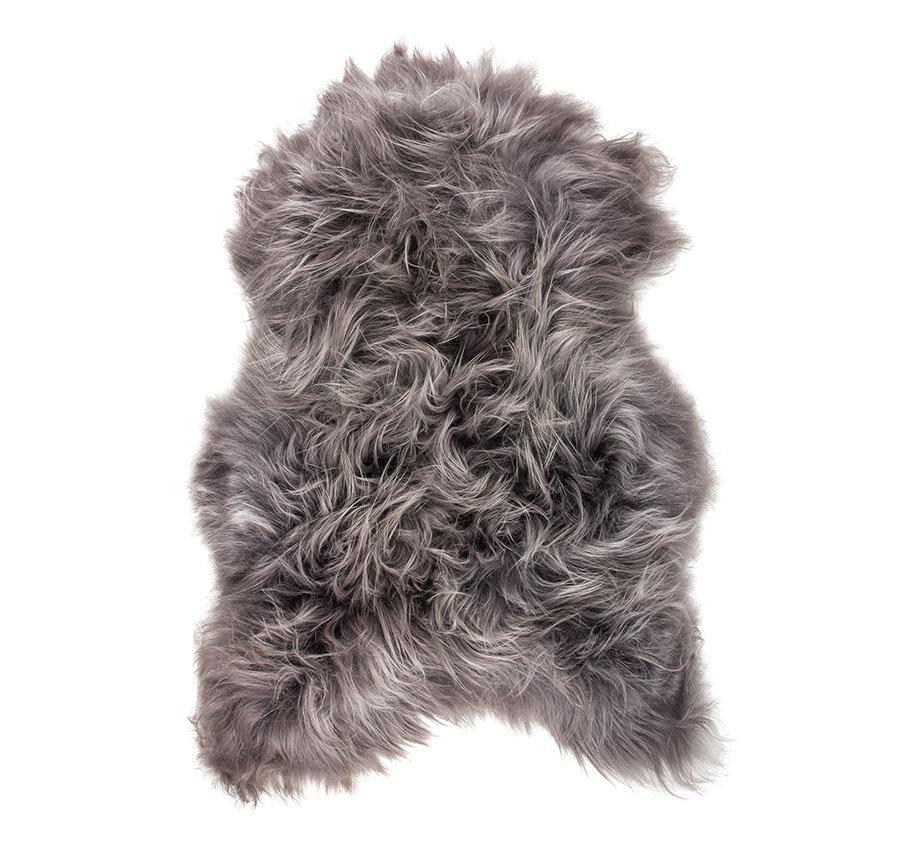 Icelandic Sheepskin Pelt Gray