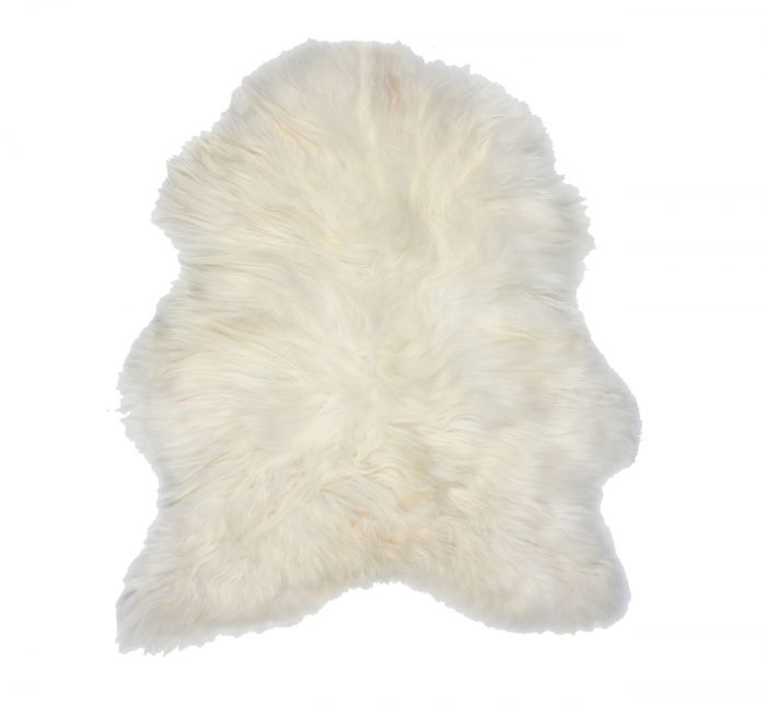 Icelandic Sheepskin Rug Natural Ivory