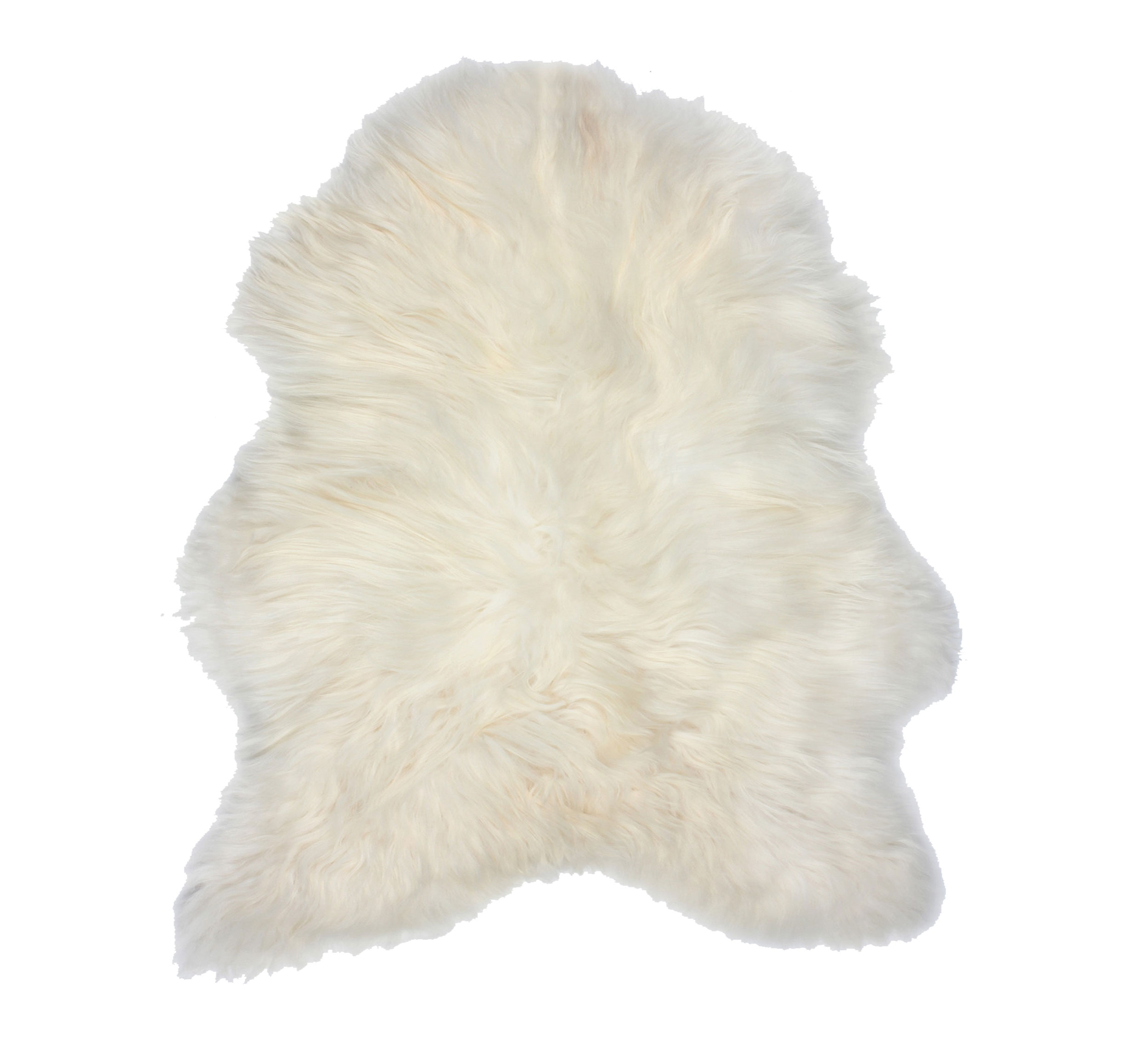 Icelandic Sheepskin Rug Natural Ivory
