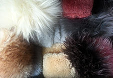 Sheepskin Swatches