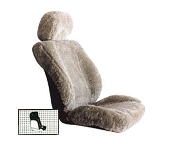 Sheepskin Seat Covers Custom Tailor Made100 Sheepskin