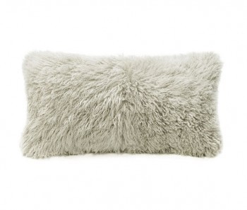 Sheepskin Pillows Naturally Curly Long Wool Kidney Bamboo