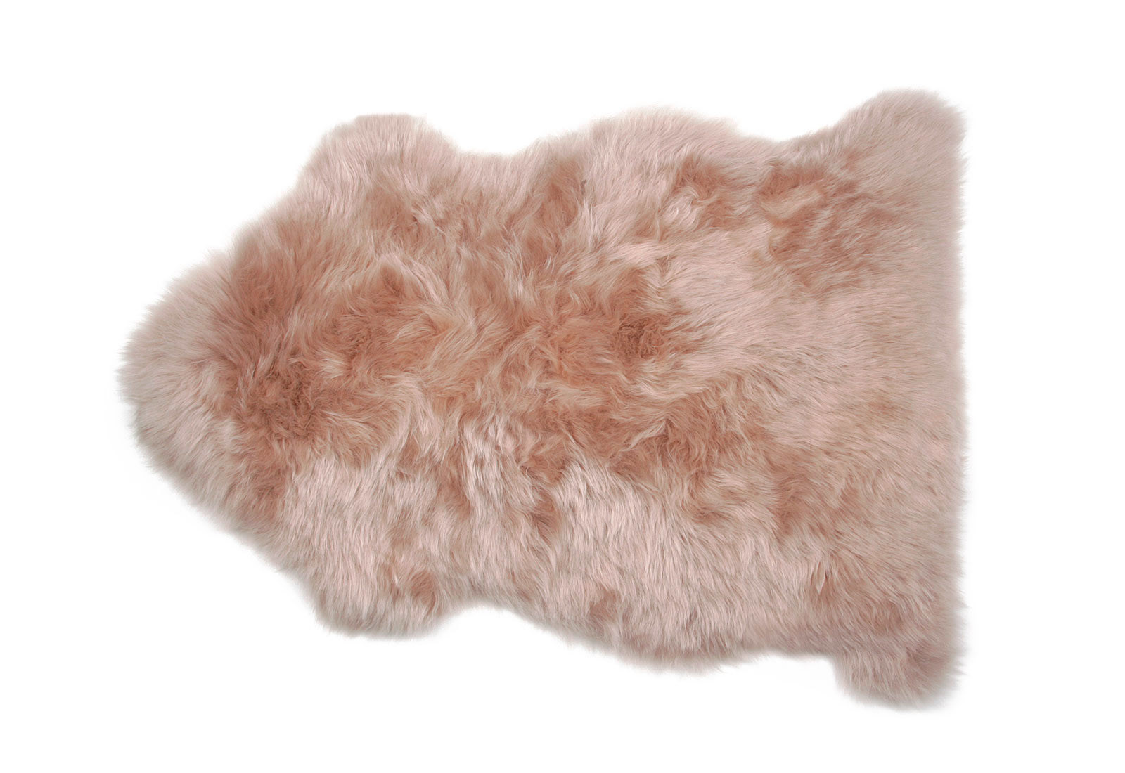 Toffee Taupe Sheepskin Fur Rug