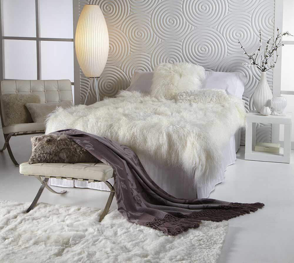 Sheepskin Bedroom