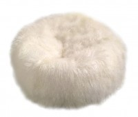 Tibetan Lambskin Bean Bag Chair Fur Bean Bag Chair