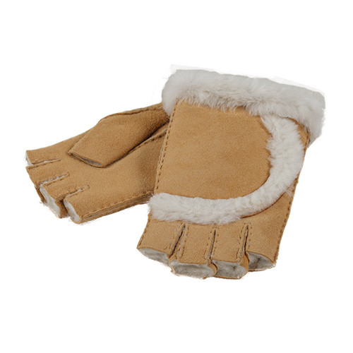 Sheepskin Fingertip Gloves