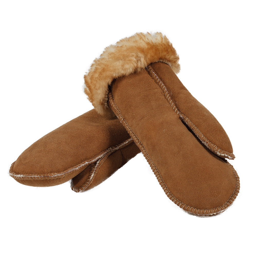 Yukon Sheepskin Mittens For Men Or Women Stony Ultimate