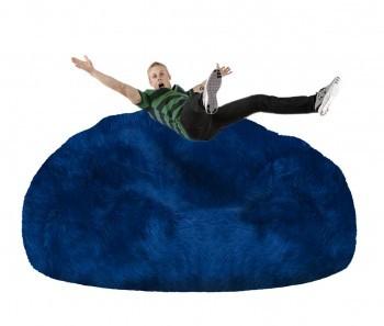 Blue Giant Bean Bag Chair