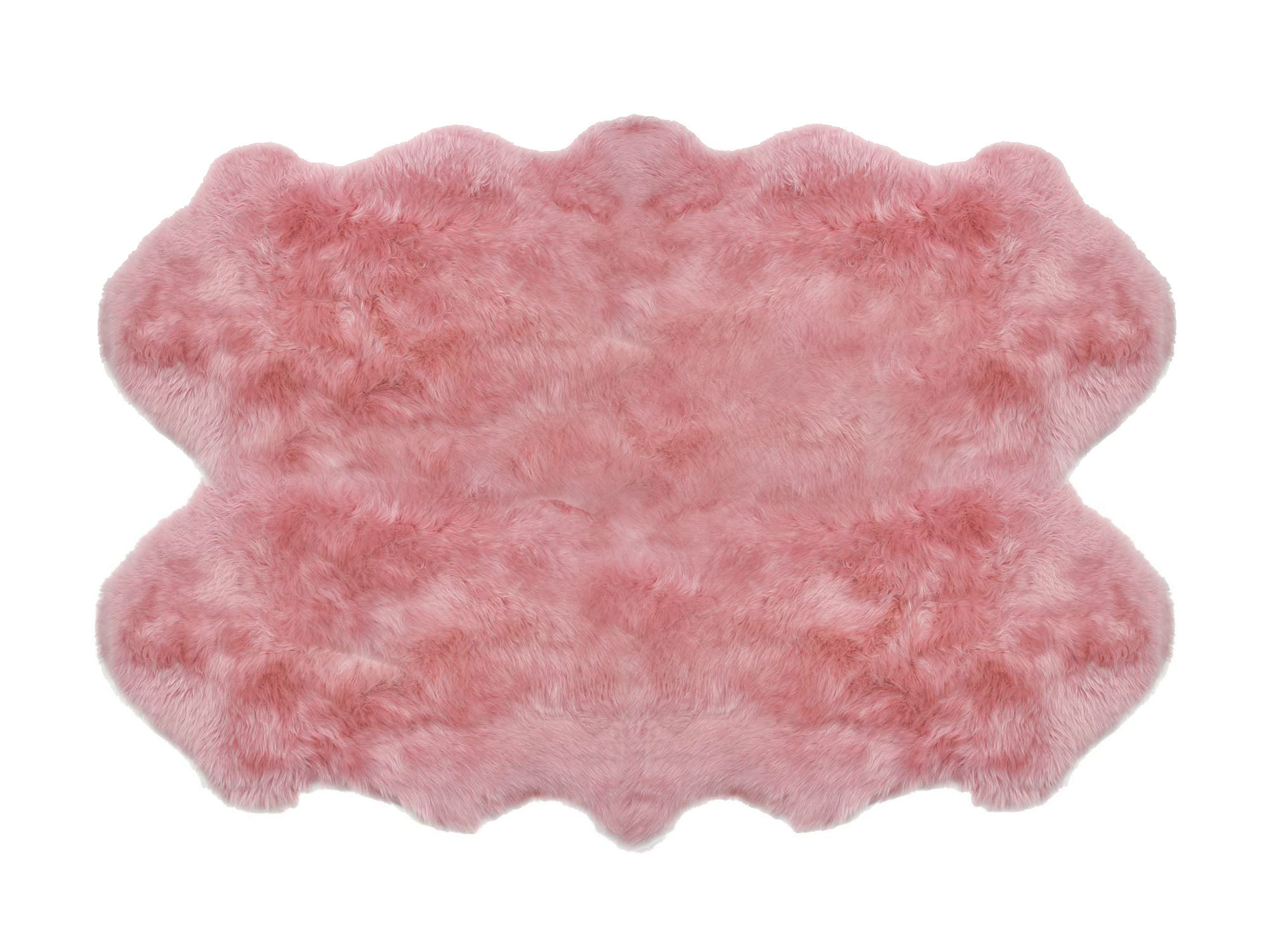 Baby Seat For Golf Cart >> FIBRE by AUSKIN Sheepskin Rugs 4 Pelt Premium Dark Rose Pink – Ultimate Sheepskin